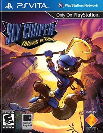 Sly Cooper: Thieves in Time Wiki on Gamewise.co