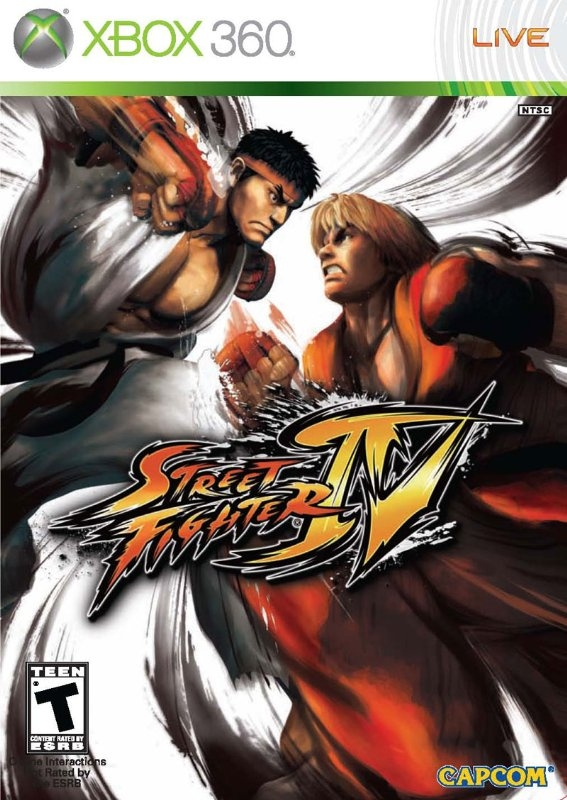Street Fighter IV on X360 - Gamewise