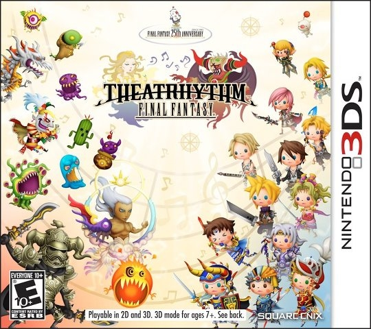 Theatrhythm: Final Fantasy on 3DS - Gamewise