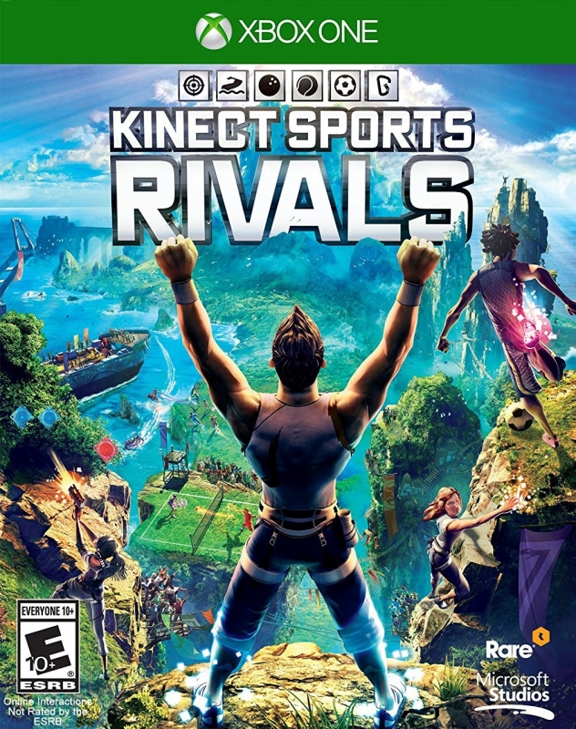 Kinect Sports Rivals Wiki - Gamewise