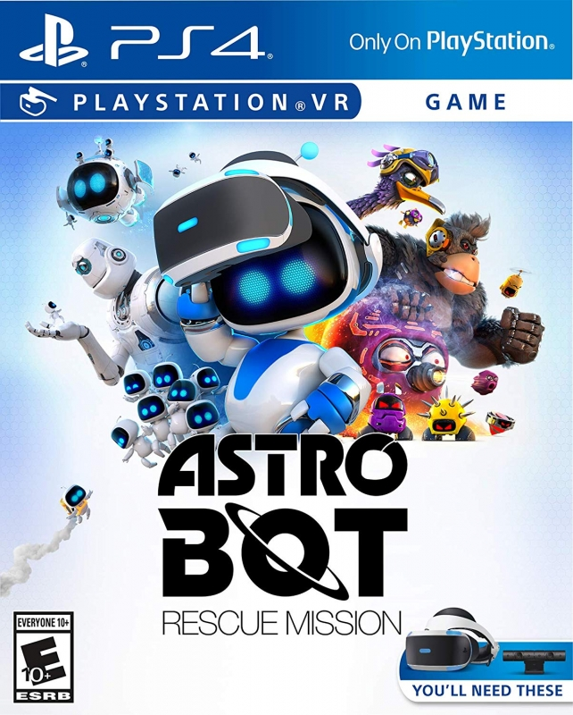 Astro Bot Rescue Mission [Gamewise]