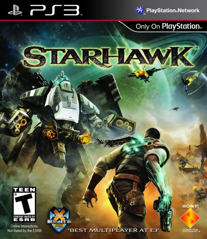Gamewise Starhawk Wiki Guide, Walkthrough and Cheats