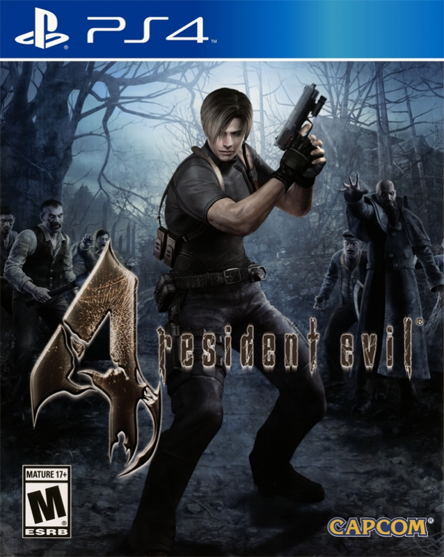 Resident Evil 4 HD for PS4 Walkthrough, FAQs and Guide on Gamewise.co