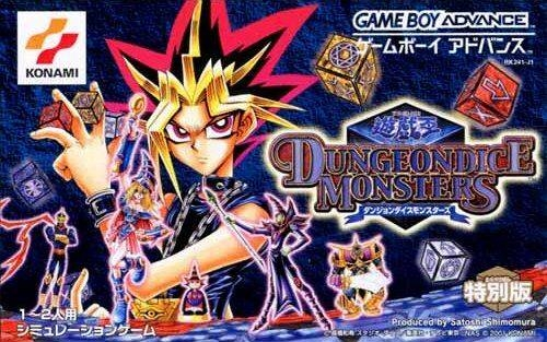 Yu-Gi-Oh! Dungeon Dice Monsters for GBA Walkthrough, FAQs and Guide on Gamewise.co