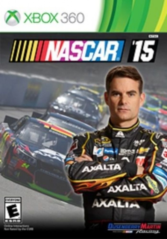 NASCAR '15 on X360 - Gamewise