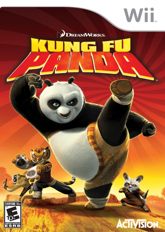 Kung Fu Panda on Wii - Gamewise