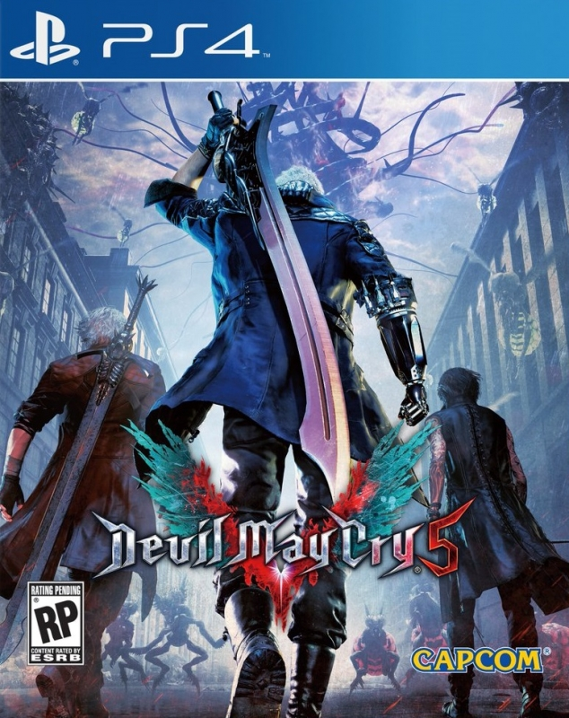 Gamewise Wiki for Devil May Cry 5 (PS4)