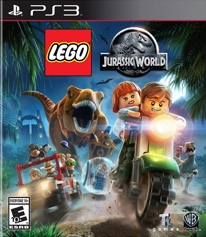LEGO Jurassic World on PS3 - Gamewise