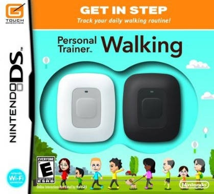 Personal Trainer: Walking for DS Walkthrough, FAQs and Guide on Gamewise.co