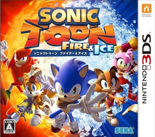 Gamewise Sonic Boom: Fire & Ice Wiki Guide, Walkthrough and Cheats