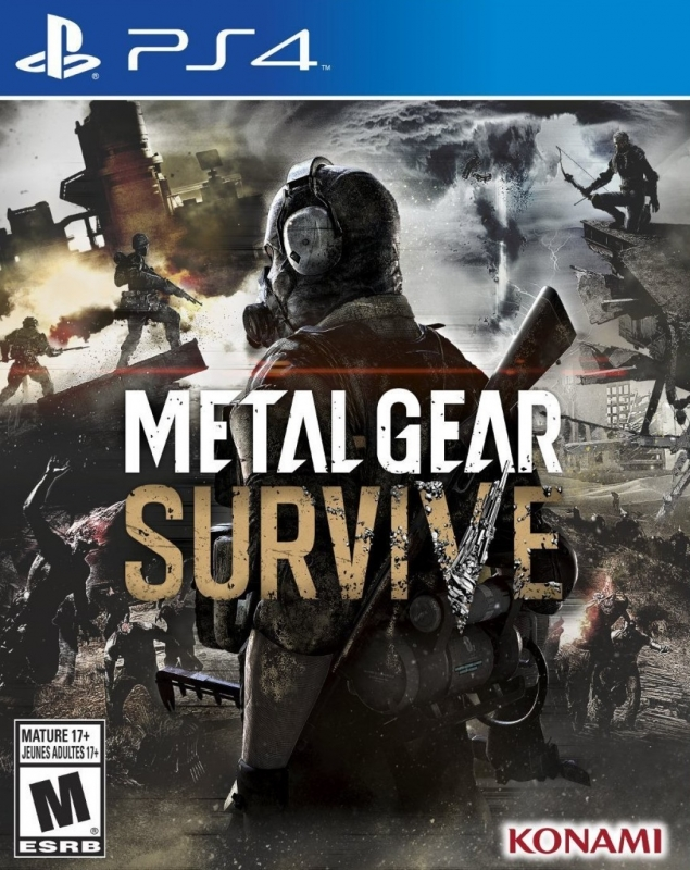 Metal Gear Survive for PS4 Walkthrough, FAQs and Guide on Gamewise.co