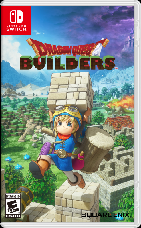 Dragon Quest Builders: Revive Alefgard on NS - Gamewise