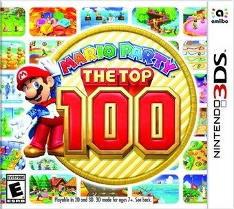 Mario Party: The Top 100 for 3DS Walkthrough, FAQs and Guide on Gamewise.co