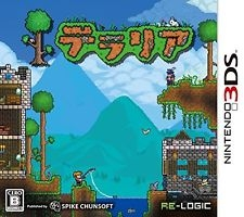Terraria on 3DS - Gamewise
