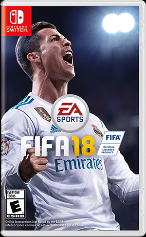 FIFA 18 on NS - Gamewise