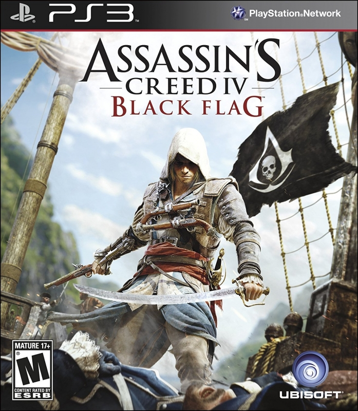 Assassin's Creed IV: Black Flag Release Date - PS3