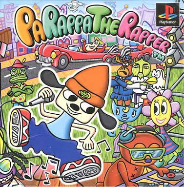 PaRappa The Rapper [Gamewise]