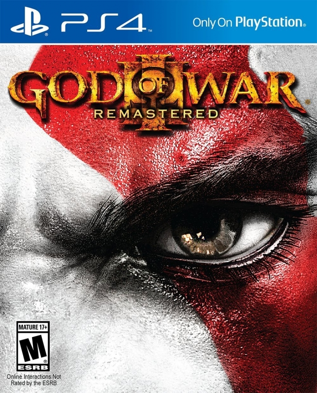 God of War III Remastered [Gamewise]