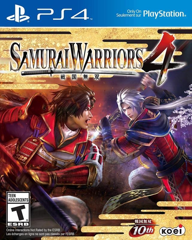 Gamewise Samurai Warriors 4 Wiki Guide, Walkthrough and Cheats