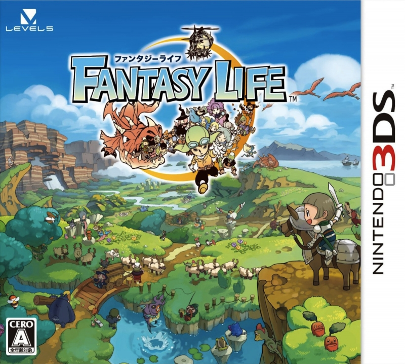 Gamewise Fantasy Life Wiki Guide, Walkthrough and Cheats