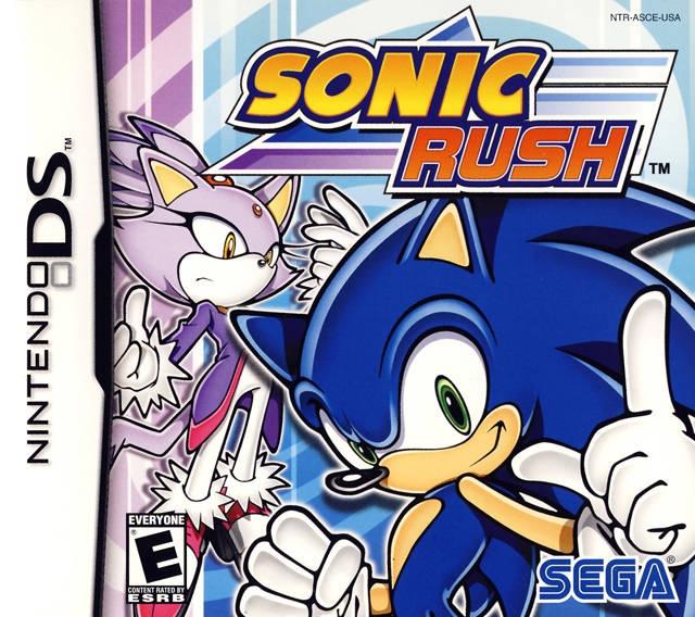 Sonic Rush Wiki - Gamewise