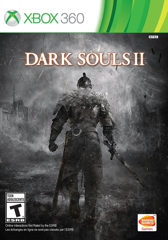 Dark Souls II on X360 - Gamewise
