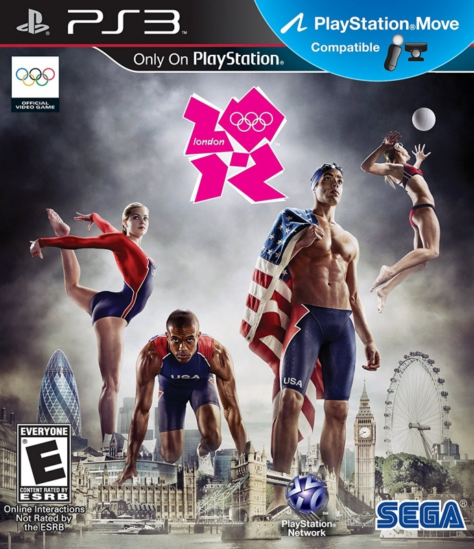 London 2012: The Official Video Game of the Olympic Games [Gamewise]