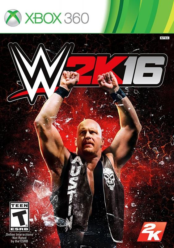 WWE 2K16 | Gamewise