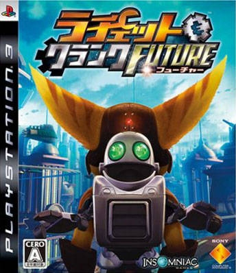 Ratchet & Clank Future: Tools of Destruction on PS3 - Gamewise