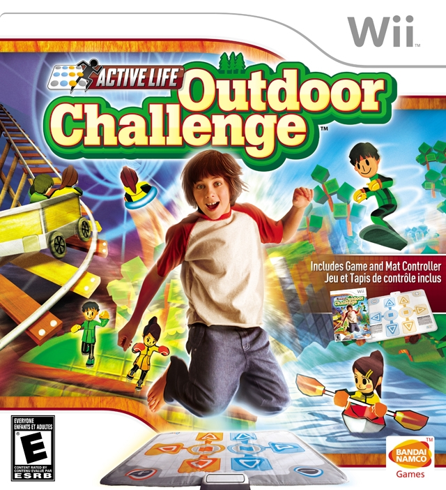 Active Life: Outdoor Challenge on Wii - Gamewise