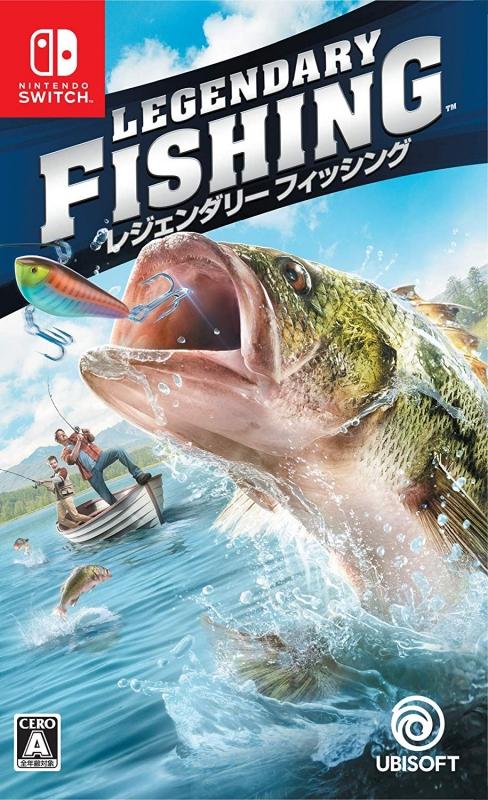 Legendary Fishing Wiki on Gamewise.co