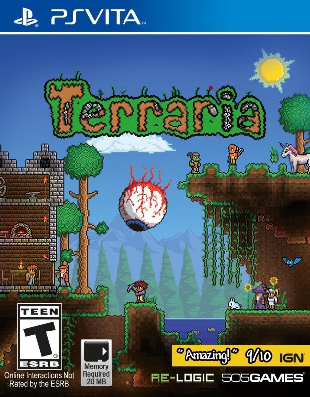 Terraria | Gamewise