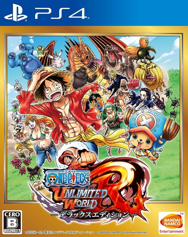 One Piece: Unlimited World Red for PS4 Walkthrough, FAQs and Guide on Gamewise.co