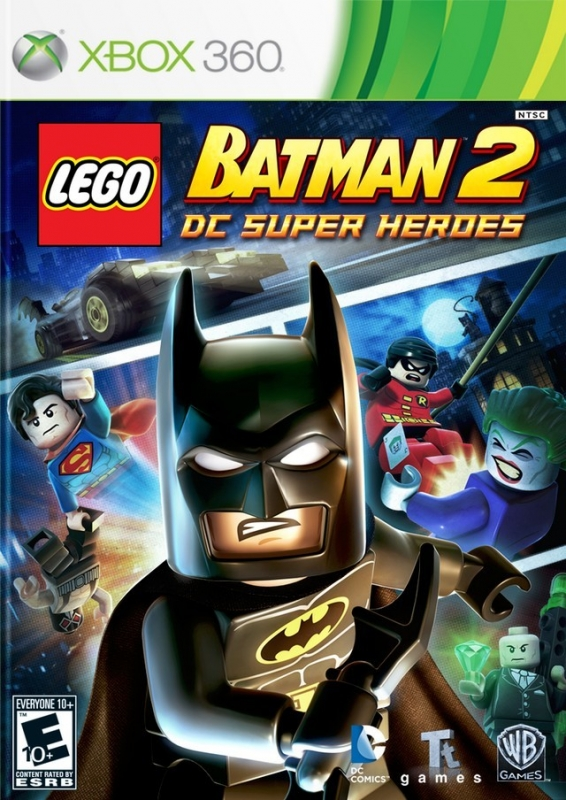 LEGO Batman 2: DC Super Heroes for X360 Walkthrough, FAQs and Guide on Gamewise.co