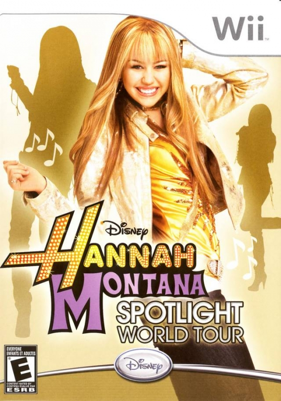 Hannah Montana: Spotlight World Tour for Wii Walkthrough, FAQs and Guide on Gamewise.co