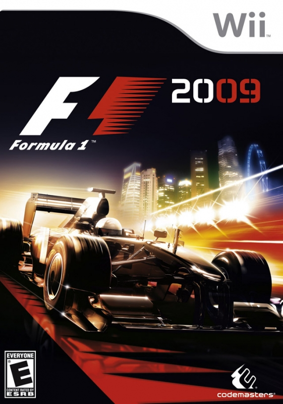 F1 2009 on Wii - Gamewise