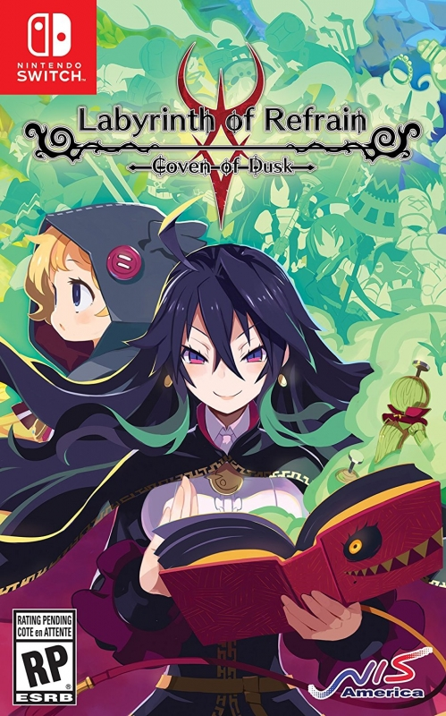 Labyrinth of Refrain: Coven of Dusk Wiki on Gamewise.co