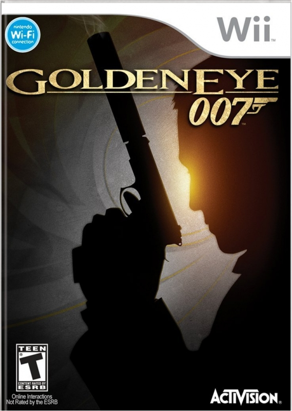 GoldenEye 007 on Wii - Gamewise