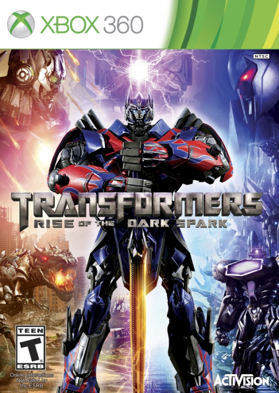 Transformer: Rise of the Dark Spark [Gamewise]