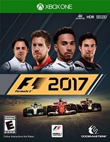 F1 2017 on XOne - Gamewise