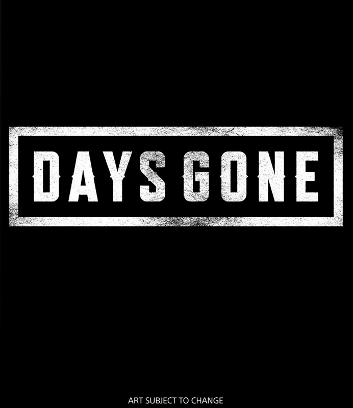 Days Gone Release Date - PS4