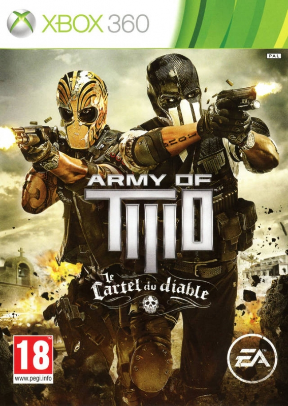 Army of Two: The Devil's Cartel on X360 - Gamewise