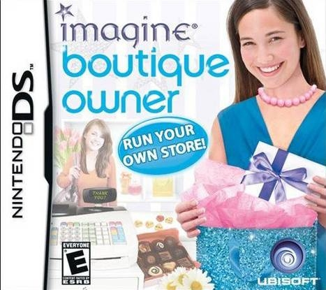 Imagine: Boutique Owner | Gamewise