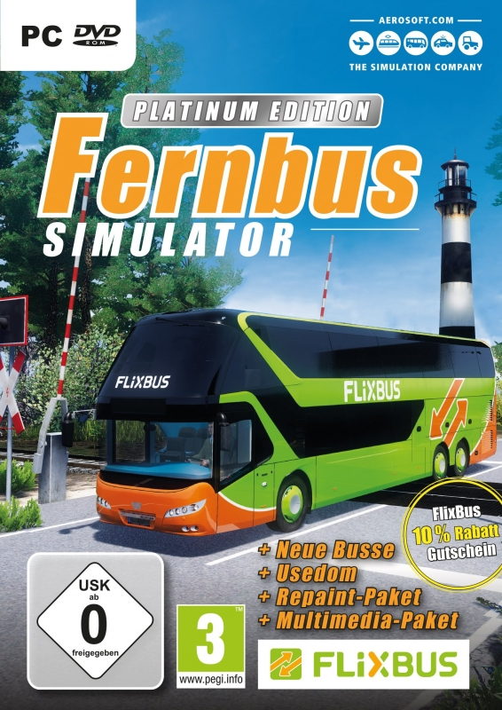 Gamewise Fernbus Simulator Wiki Guide, Walkthrough and Cheats