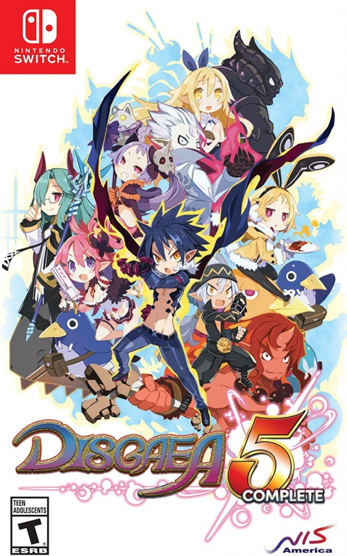 Disgaea 5 Complete for NS Walkthrough, FAQs and Guide on Gamewise.co