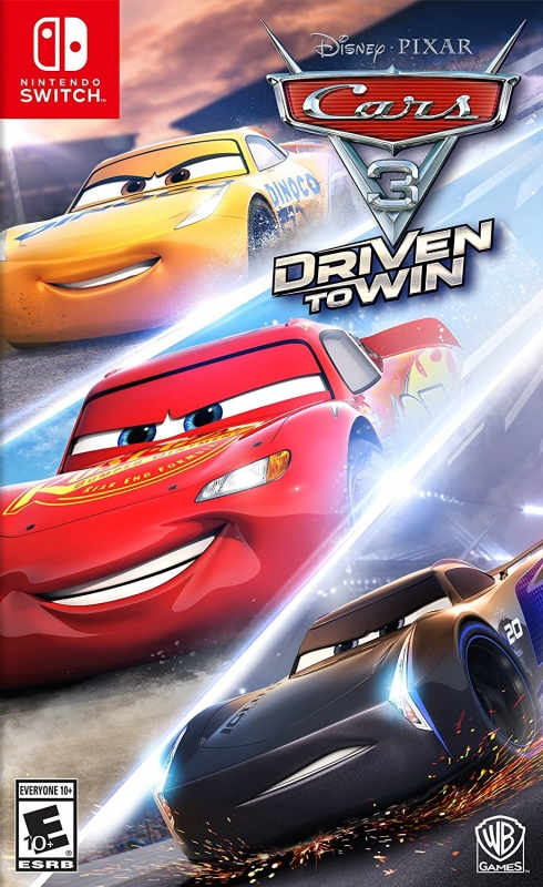 Cars 3: Driven to Win for NS Walkthrough, FAQs and Guide on Gamewise.co
