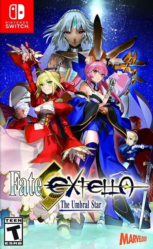 Fate/Extella: The Umbral Star [Gamewise]
