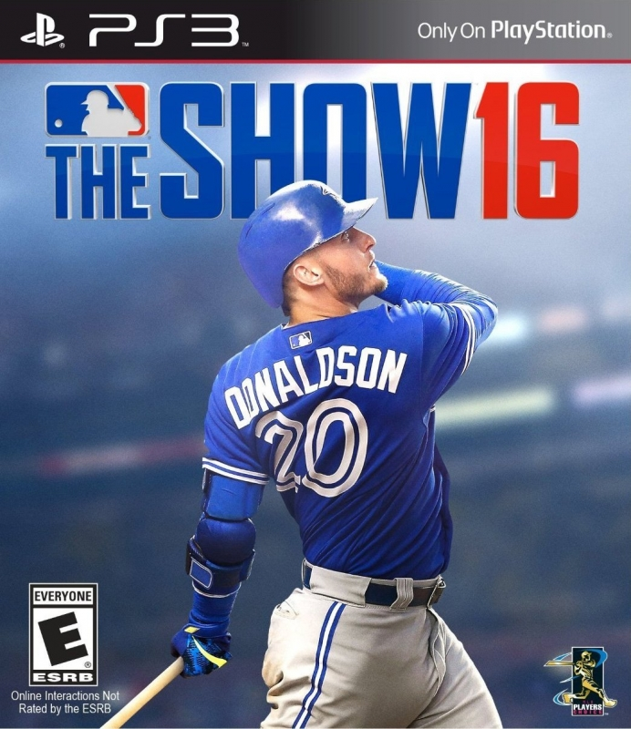 MLB 16: The Show on PS3 - Gamewise
