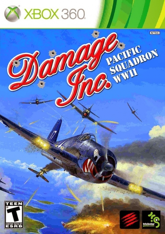 Gamewise Damage Inc.: Pacific Squadron WWII Wiki Guide, Walkthrough and Cheats