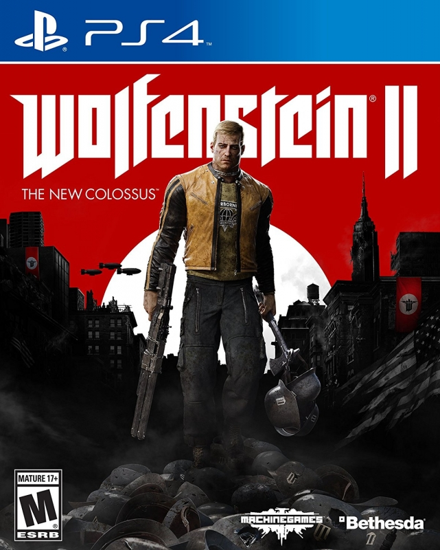 Wolfenstein II: The New Colossus [Gamewise]
